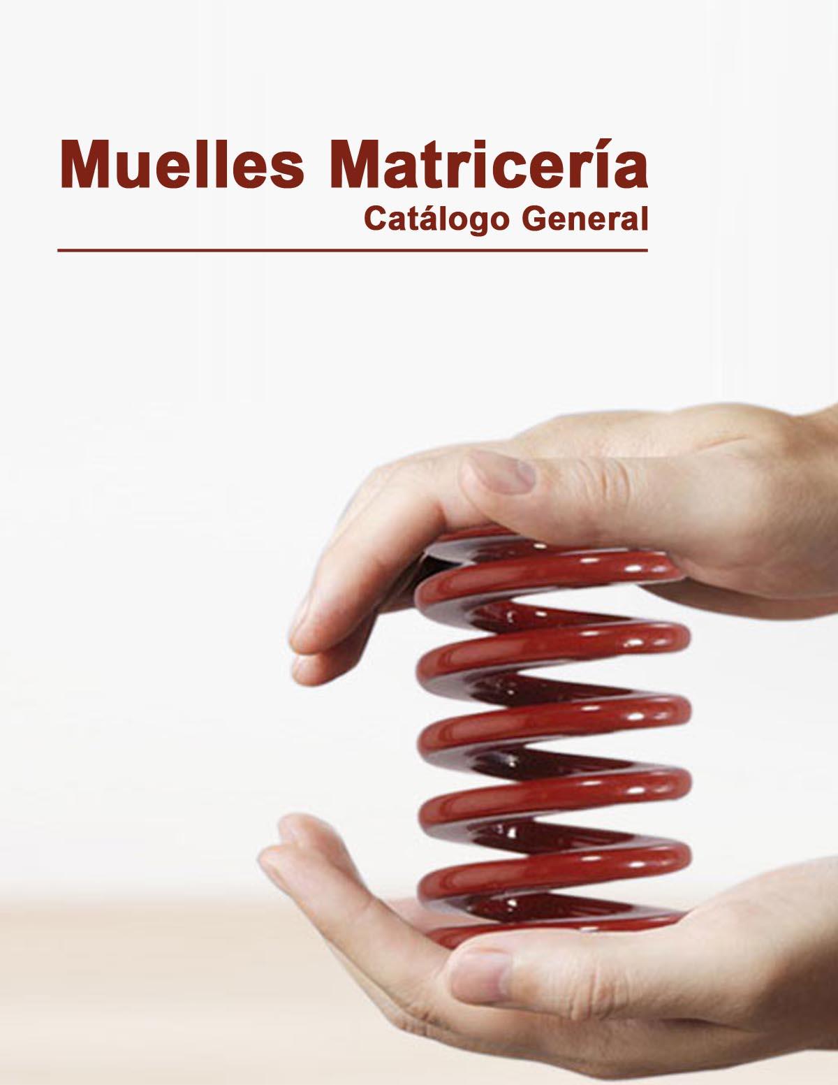 Catálogo Muelles Matriceria